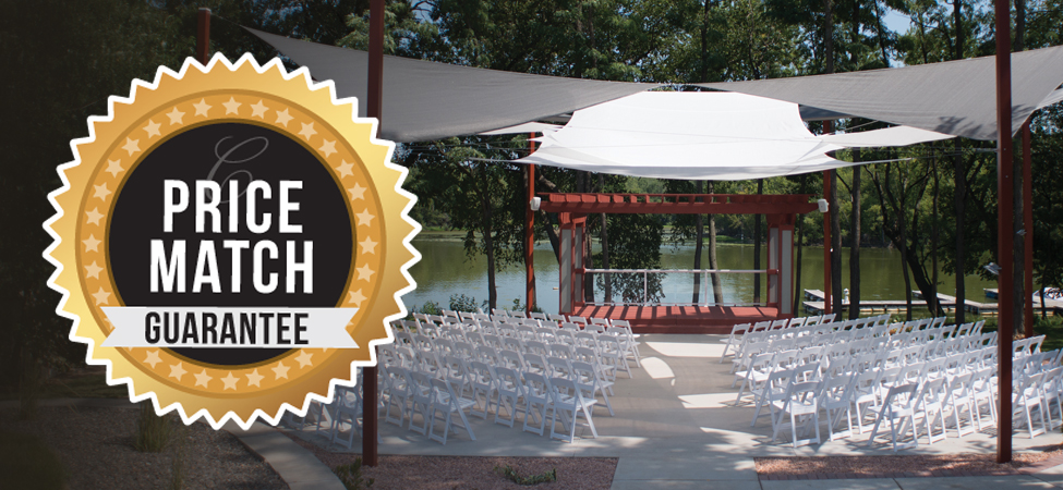 Price Match Guarantee at Celebrations on the River La Crosse WI