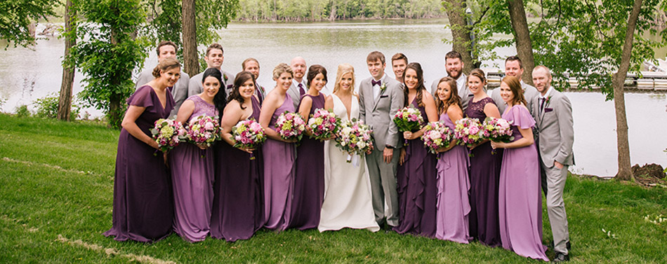 VIP Wedding Packages at Celebrations on the River in La Crosse, WI