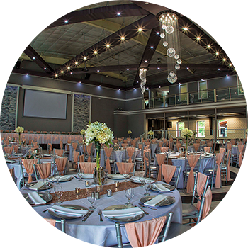 Center Court - Holiday Party Venue in La Crosse, WI