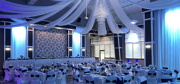 Serenity Hall La Crosse, WI Wedding, Banquet and Special Event Venue at Celebrations on the River.