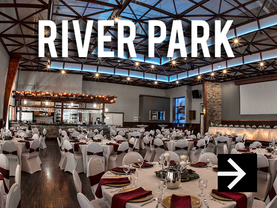 River Park Wedding Venue at Celebrations on the River La Crosse, WI