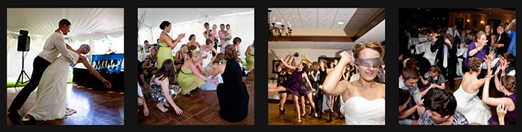 Music in Motion Wedding Pictures
